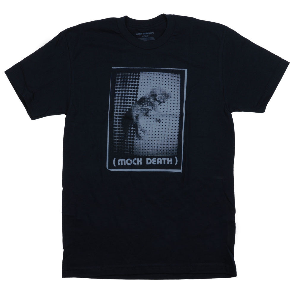 Alien Workshop Mock Death Short Sleeve Men's T-Shirt - Navy