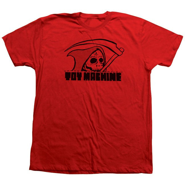 Toy Machine Reaper Men's T-Shirt - Red