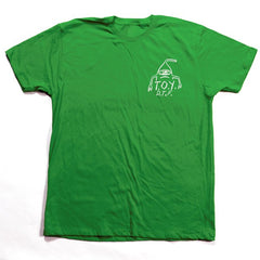 Toy Machine Bummed - Kelly Green - Men's T-Shirt