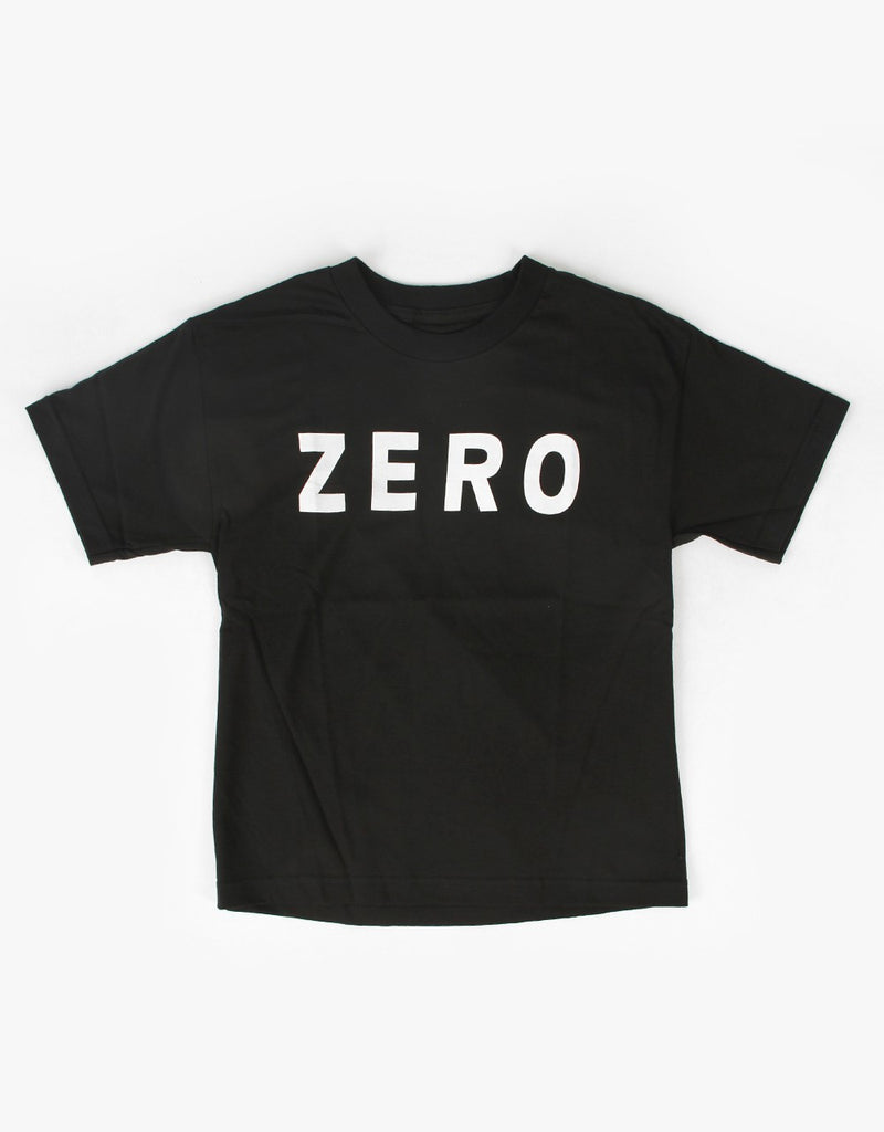 Zero Army S/S Mens T-Shirt - Black