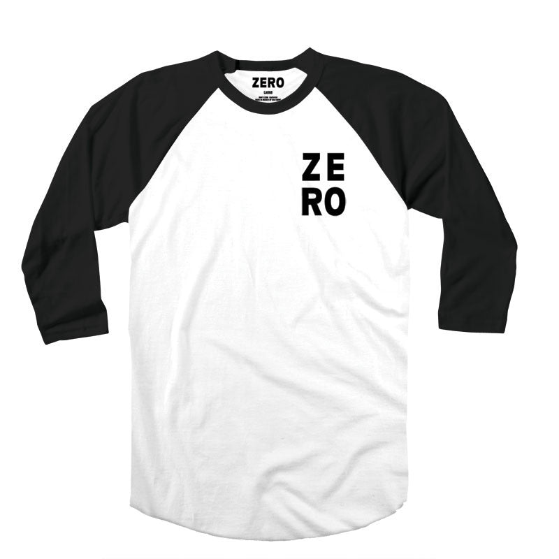 Zero Numero Jersey - White/Black - Men's T-Shirt