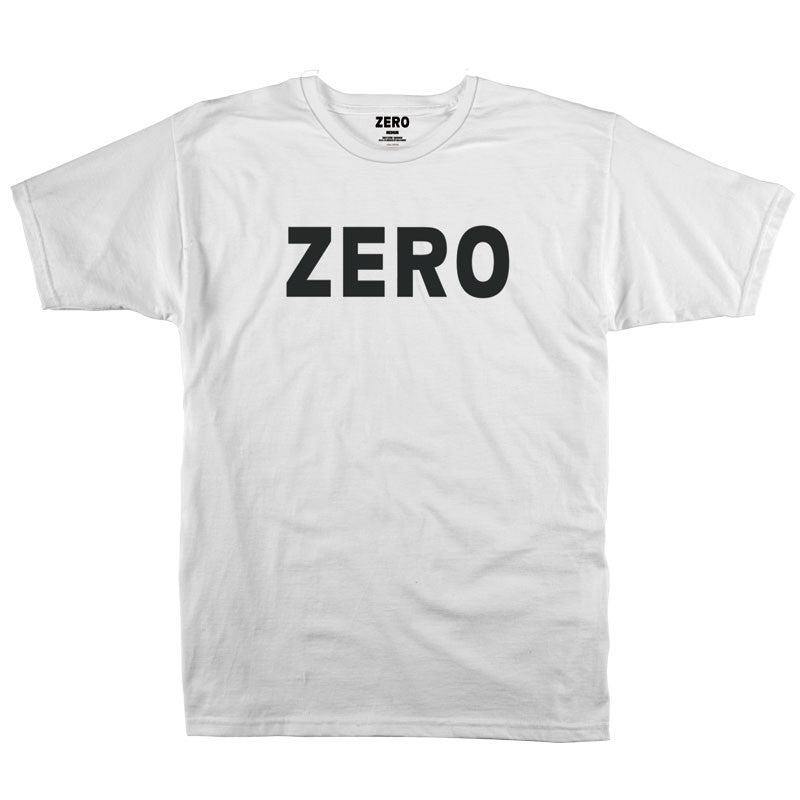 Zero Army Premium S/S - White - Men's T-Shirt