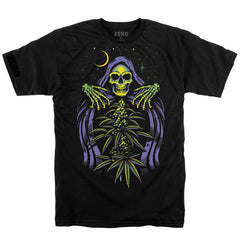 Zero Grim Reefer S/S - Black - Men's T-Shirt