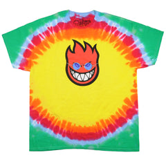 Spitfire All You Need Is Fire S/S - Tie Dye - Men's T-Shirt