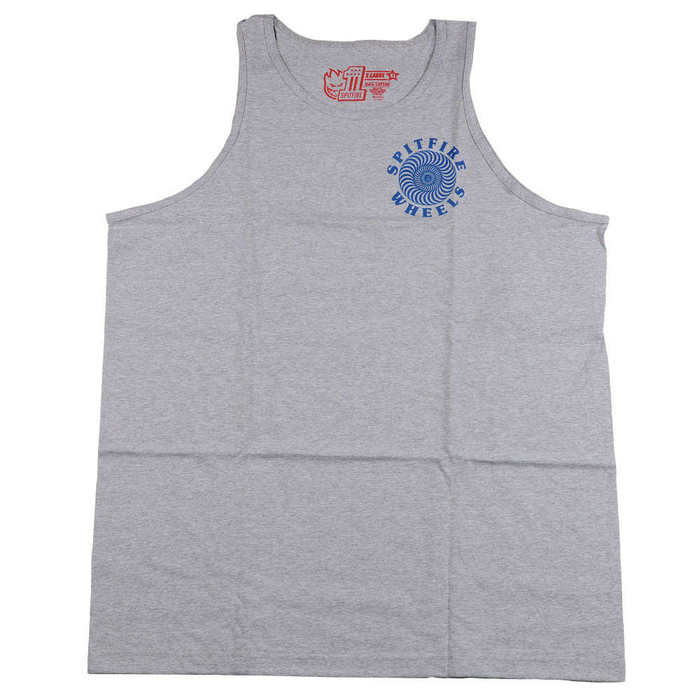 Spitfire OG Classic - Athletic Heather/Navy - Men's Tank