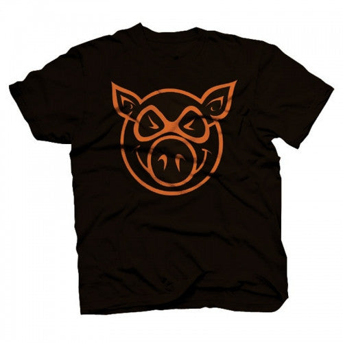 Pig Basic Men's T-Shirt - Black