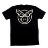 Pig Basic Tee Men's T-Shirt - Black