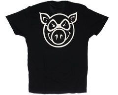 Pig Basic S/S Men's T-Shirt - Black