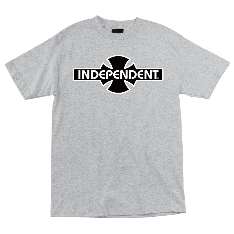 Independent O.G.B.C. Regular S/S - Athletic Heather - Mens T-Shirt