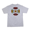 Independent Blood & Sweat Regular S/S Mens T-Shirt - Athletic Heather