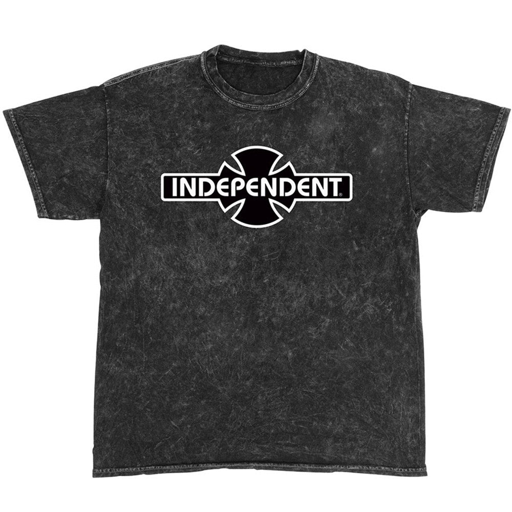 Independent O.G.B.C. Regular S/S Men's T-Shirt - Mineral Black