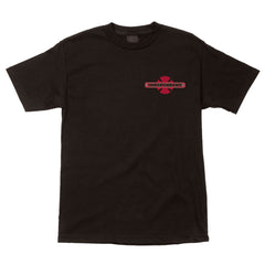 Independent Familiar Regular S/S T-Shirt - Black