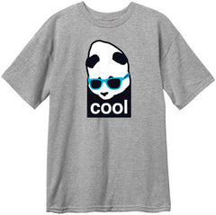 Enjoi Coolhead S/S Men's T-Shirt - Athletic Heather - Large