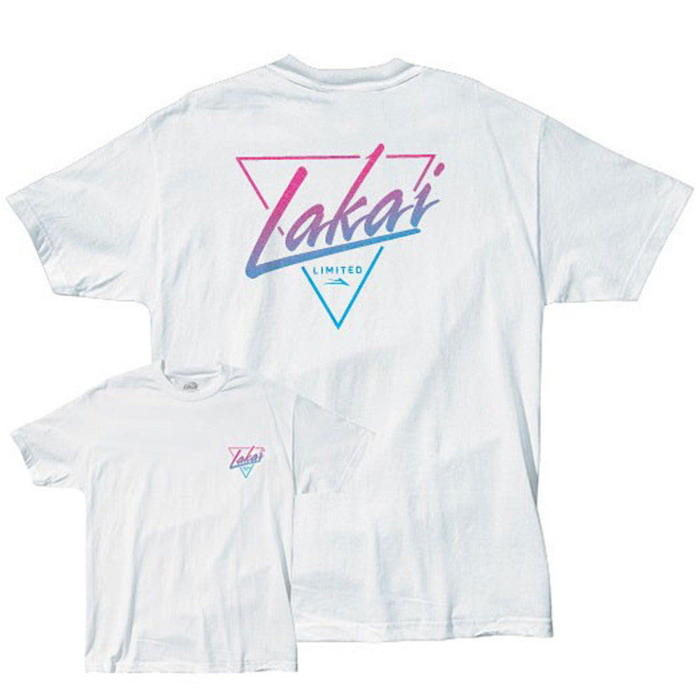 Lakai Maui Men's T-Shirt - White