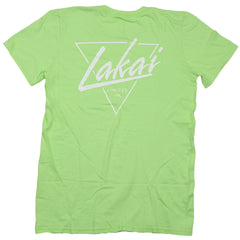 Lakai Maui Men's T-Shirt - Lime Green