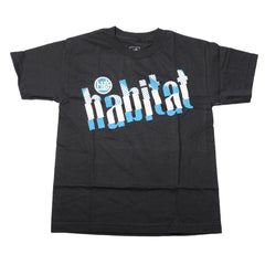 Habitat Generations S/S T-Shirt - Black