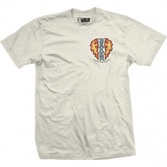 Baker Flaming Dagger S/S Men's T-Shirt - Sand