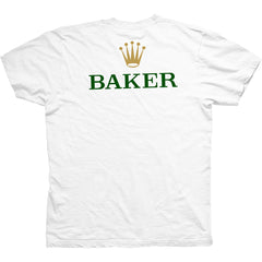 Baker Bolex S/S Men's T-Shirt - White