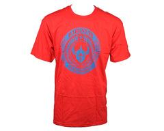 Darkstar Revolt S/S - Men's T-Shirt - Red