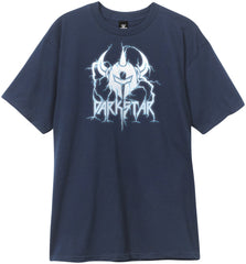 Darkstar Lightning S/S - Men's T-Shirt - Navy