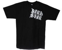 Darkstar Chronicle S/S Men's T-Shirt - Black/White