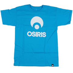 Osiris Corporate S/S Men's T-Shirt - Turquoise