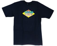 Krooked Arketype S/S Men's T-Shirt - Navy