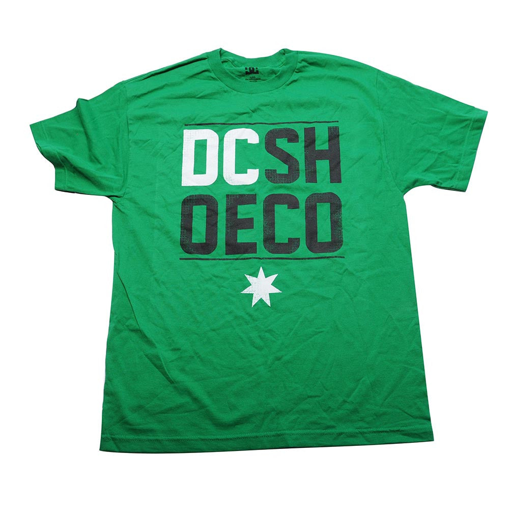 DC YC Rebar S/S Men's T-Shirt - Celtic Green