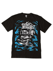 DC Enigma S/S Men's T-Shirt - Black