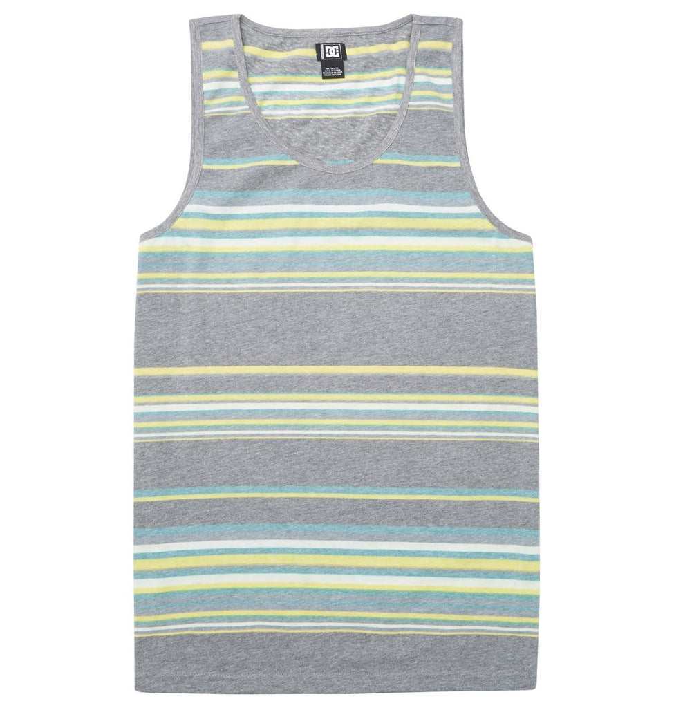 DC Mystery Tank - Anthracite - Men's Tank Top
