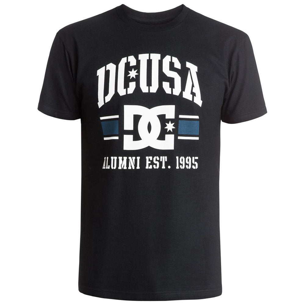 DC Rob Dyrdek Alumni 5 S/S Men's T-Shirt - Anthracite KVJ0