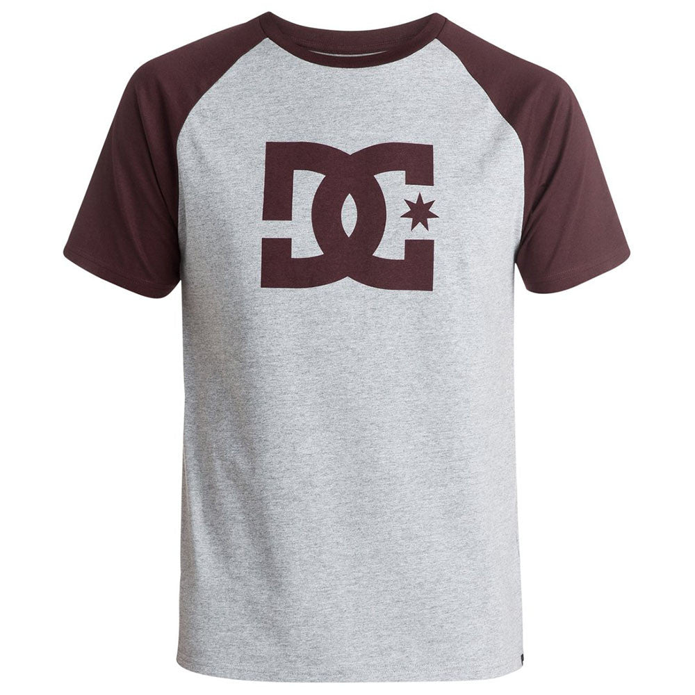 DC Star S/S Raglan Men's T-Shirt - Port Royale RSZ0