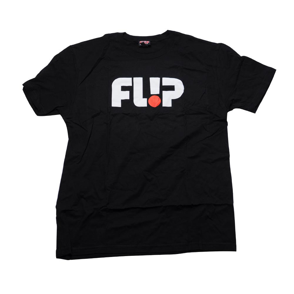Flip Odyssey Regular S/S Mens Shirt - Black