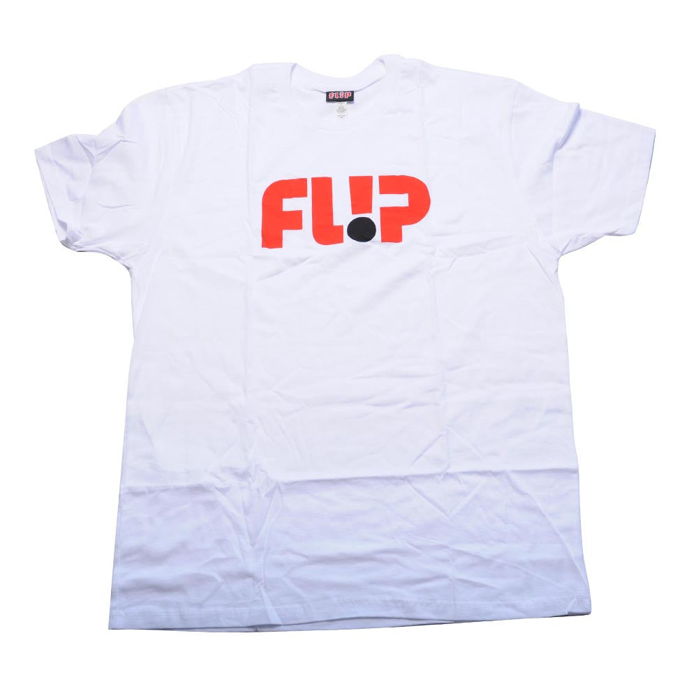 Flip Odyssey Regular S/S Men's Shirt - White