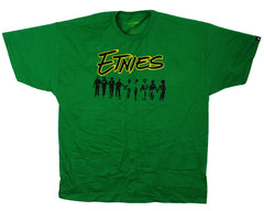 Etnies Beatdown S/S Men's T-Shirt - Kelly Green