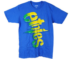 Etnies Faded Forever S/S Men's T-Shirt - Royal Blue