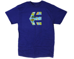 Etnies Icon Fill 2 S/S Men's T-Shirt - Dark Navy