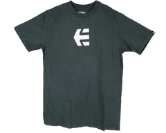 Etnies Icon S/S Men's T-Shirt - Olive