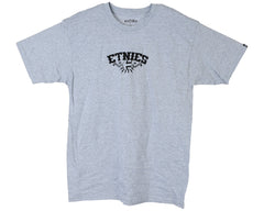 Etnies Represent S/S Men's T-Shirt - Heather Grey