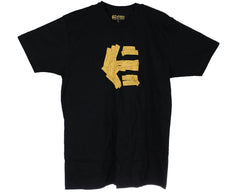 Etnies Shack 2 S/S Men's T-Shirt - Black