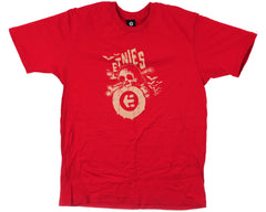Etnies Spooky S/S Men's T-Shirt - Red