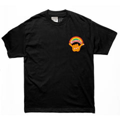 Chocolate Hang Loose Men's T-Shirt - Black