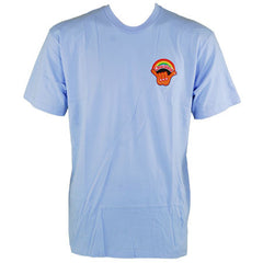 Chocolate Hang Loose Men's T-Shirt - Light Blue