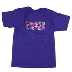Chocolate Type Life Men's T-Shirt - Purple