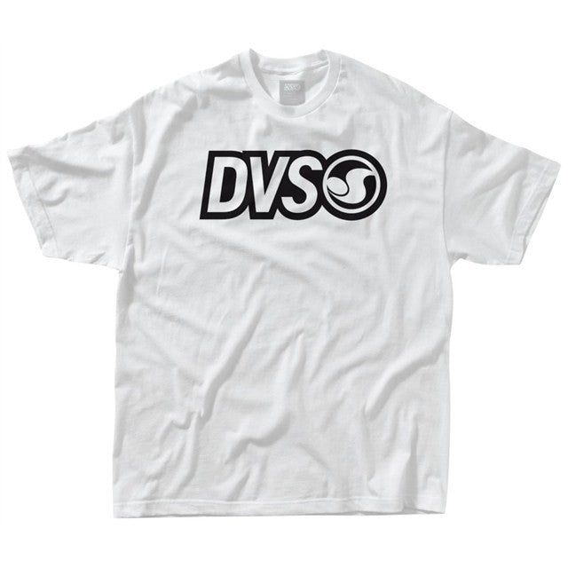DVS Core Logo Men's T-shirt - White