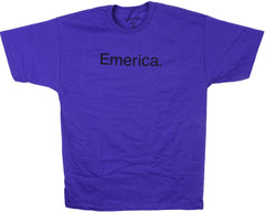 "Emerica ""Emerica"" S/S Men's T-Shirt - Purple"