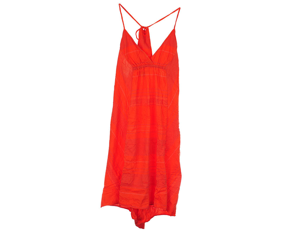 Roxy Brightly Women's Dress - Orange