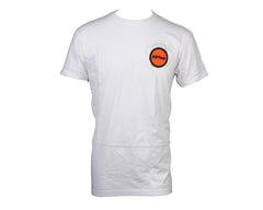 Almost Sticker Crew S/S Mens T-Shirt - White