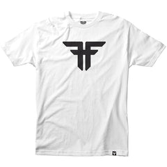 Fallen Trademark S/S Men's T-Shirt - White/Black