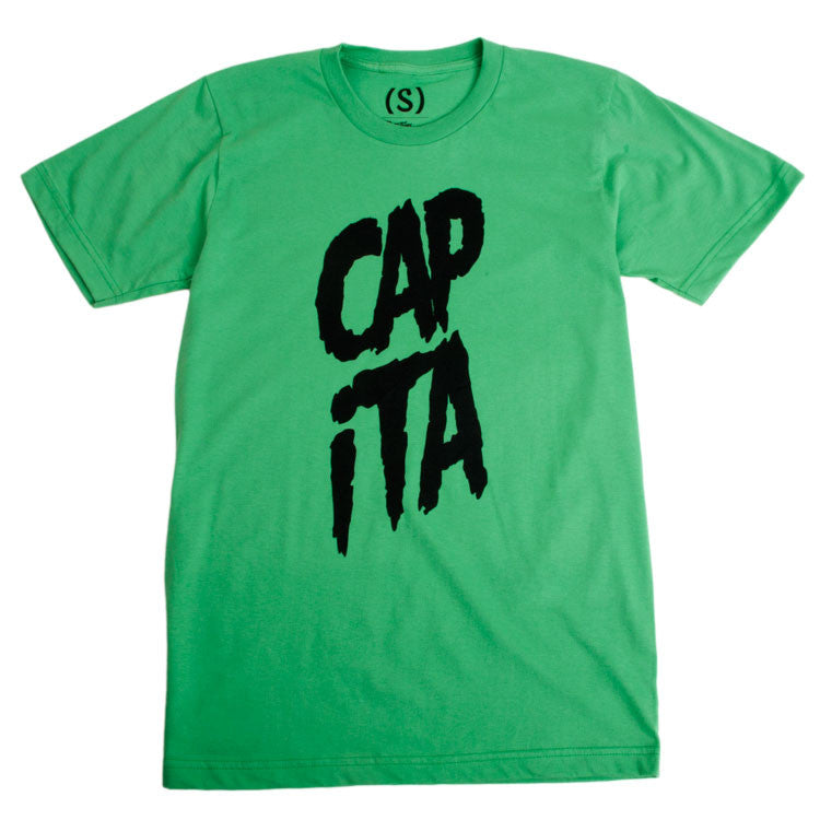 Capita Survival Men's T-Shirt - Grass
